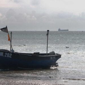 A small fishing boat SM.262